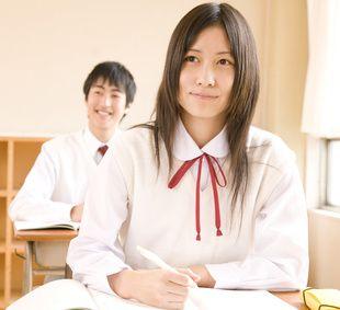 中学生のイメージ