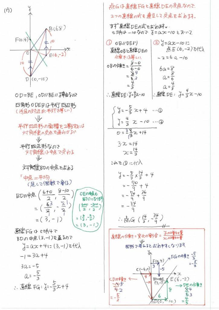 問3(ウ)